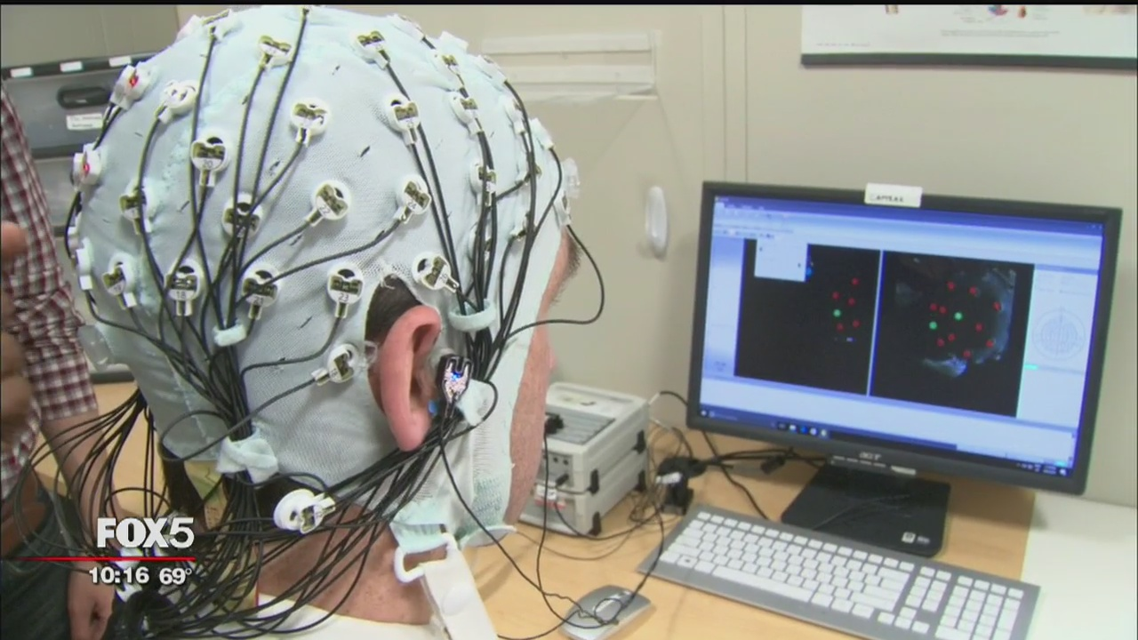 The Big Idea: Examining the waves in the brain network to boost short-term memory