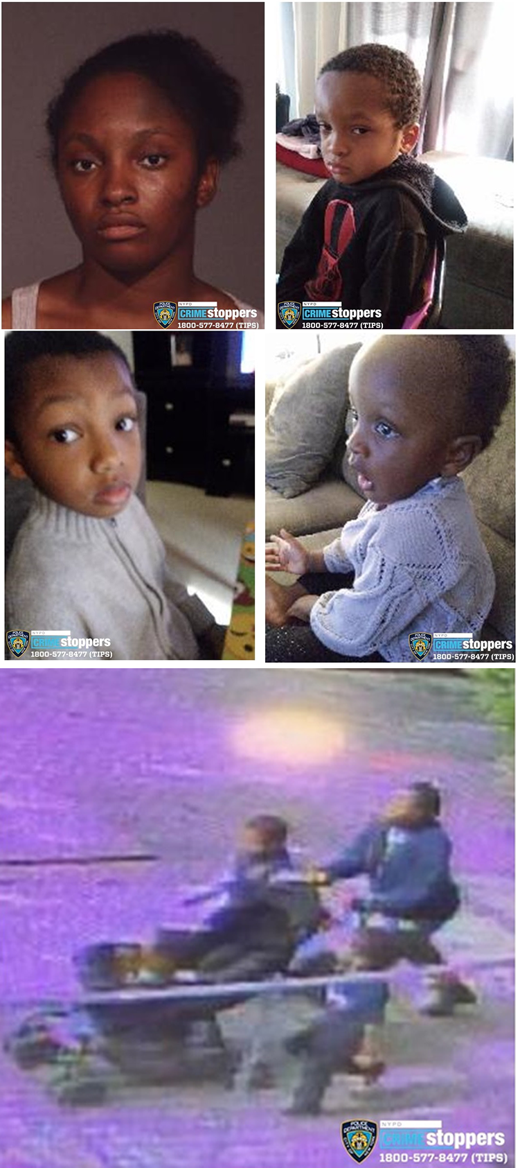 Amber Alert Canceled For 3 Missing Children In Brooklyn